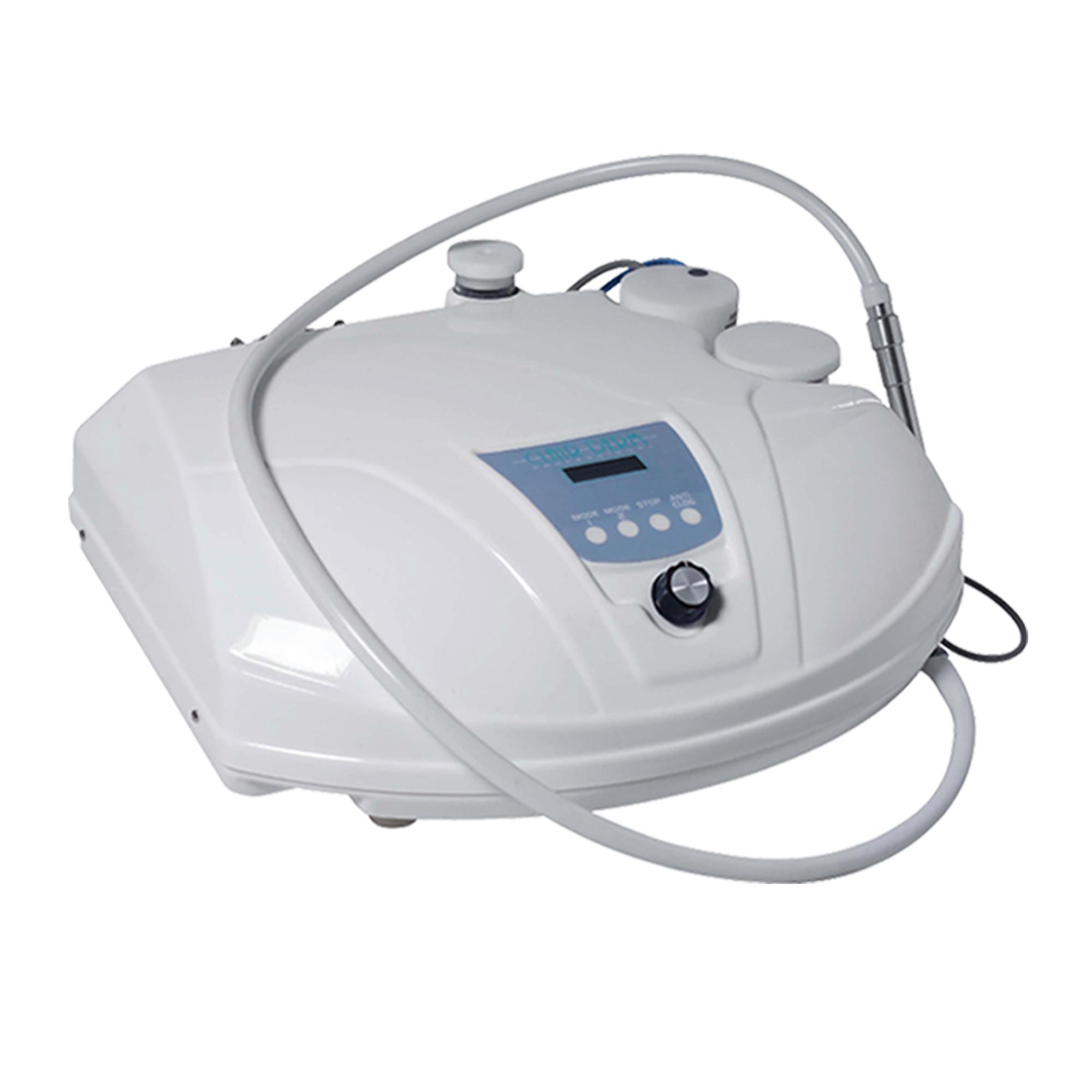 Microdermabrasion machine